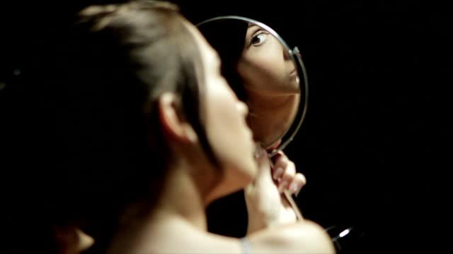 facial, Mirror makeup   HE  GL video