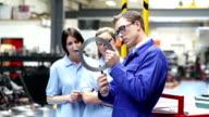Factory Apprentices video