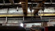 factory crane video