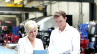 Factory Executives video