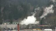 Factory Smoke (HD 1080p30) video