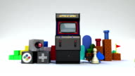 Faiing various console, PC, mobile game contents, Entertainment contents. video