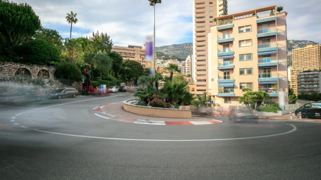 Fairmont Famous Hairpin Turn in Monte-Carlo video