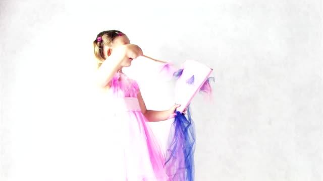 fairy doing magic video