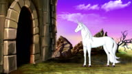 Fairy Tale Unicorn goes to the Castle video