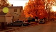 Fall street pan video
