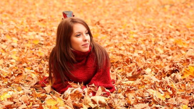 Fall Woman video