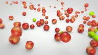 Falling Apples video