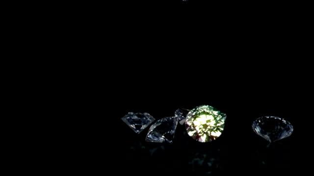 Falling Diamonds video