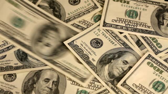 Falling dollars video