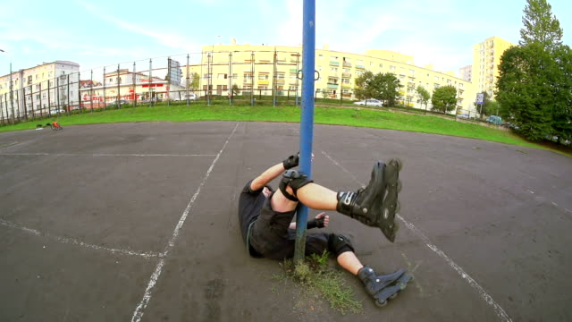 Falling Down video