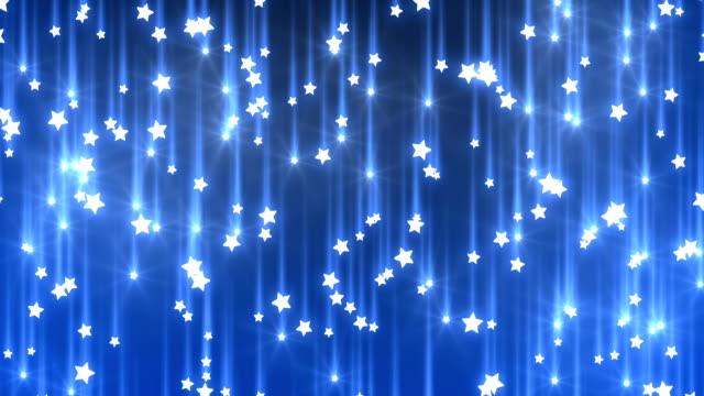 falling stars video