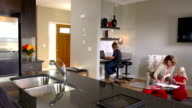 Family Does Homework, Contemporary Home video