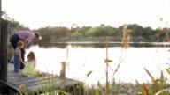 Family Fishing video
