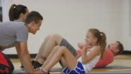 Family Fitness video