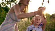Family fun sequence video
