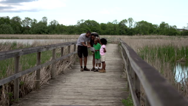 Family Hike video