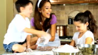 Family Home Cooking video