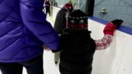 Family Ice Skating video