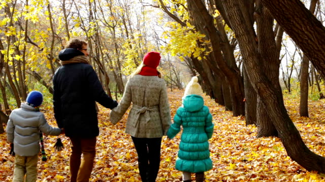 Family In The Park video