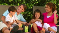 Family Outdoor Lifestyle video