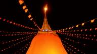 famous thailand pagoda video