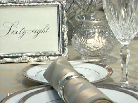 Fancy Table Setting 1 video