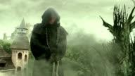 fantasy scenery video