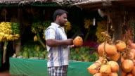 farm produce market sri lanka video