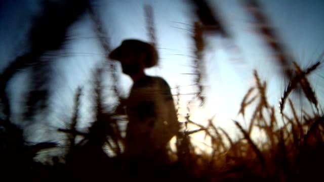farmer in the field video