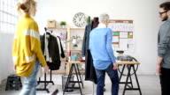 Fashion designers video