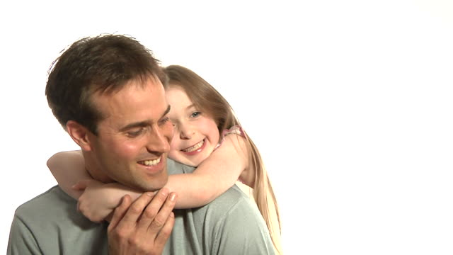 Father and daughter video