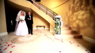 Father with Daughter Wedding Day video