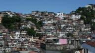 Favela in Rio de Janeiro video