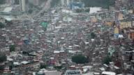 Favela Rocinha pan video