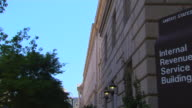HD Federal Building IRS_Pan2 (1080/24P) video