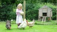 Feeding Time... video