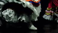 Feet of Dancing Women video