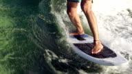 Feet on Board video