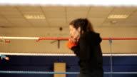 Female Boxer video