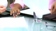Female Business Team video
