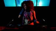 Female DJ video