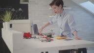 4K: Female Engineer Soldering a Circuit Board In Her Office. video