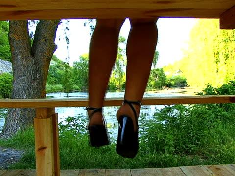 Female Legs video