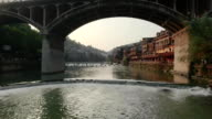 Fenghuang Ancient Town video