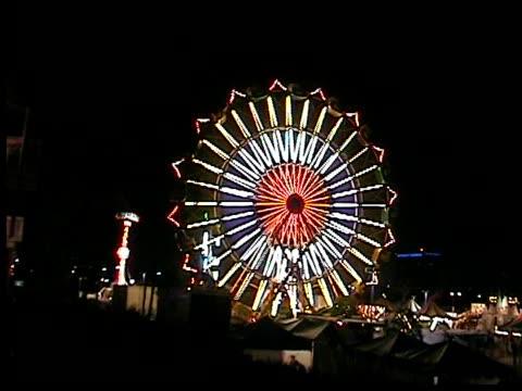 Ferris Wheel in Motion video