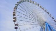 ferris wheel in the sky video