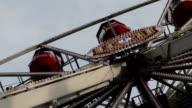 Ferris wheel spinning video