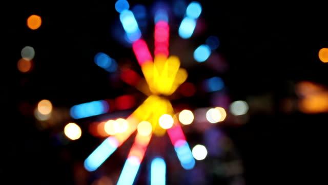 Ferris wheel video