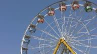 Ferris wheel. video